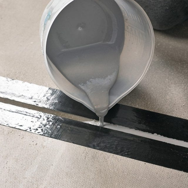 Expansion joint filler, sealer