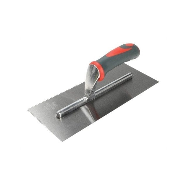 """Superior notched trowel 11"""""""