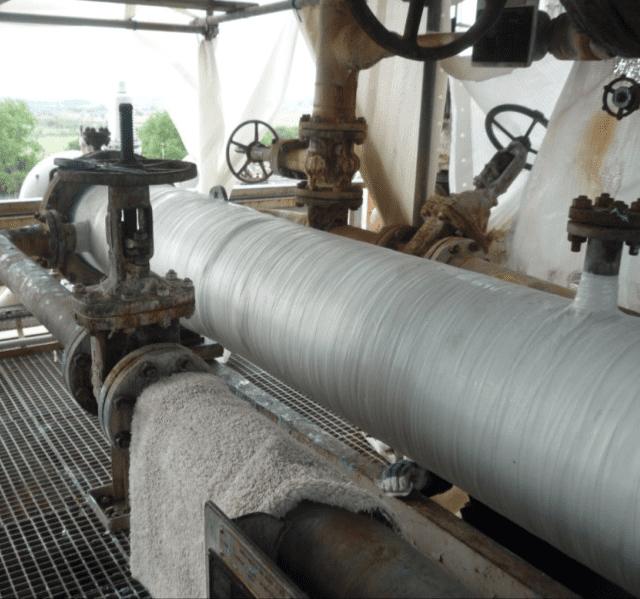 pipe repair epoxy resin
